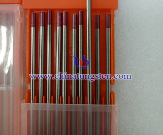 Thoriated Tungsten Electrodes Picture